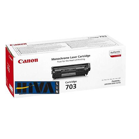 شارژ کارتریج Canon 703