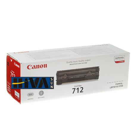 شارژ کارتریج Canon 712