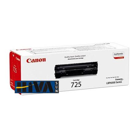 شارژ کارتریج Canon 725