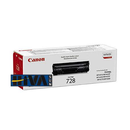 شارژ کارتریج Canon 728