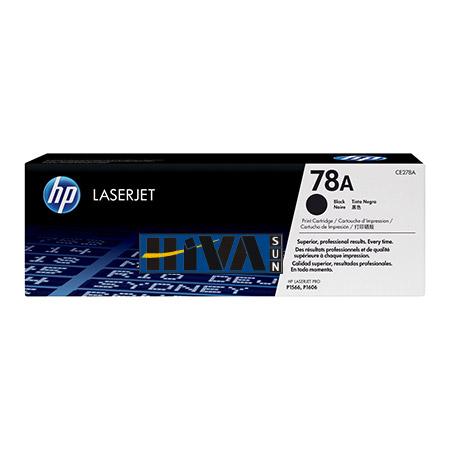 شارژ کارتریج HP 78A