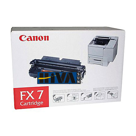 شارژ کارتریج Canon FX7