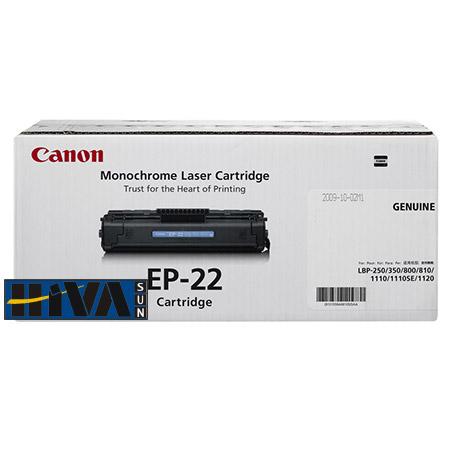 شارژ کارتریج Canon EP22